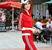 5 colors comfortable woman clothing set tracksuit for women,outdoors sport wear for female,sport suit women brand jogging suits