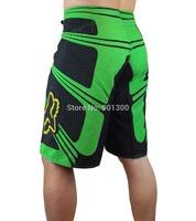 Free shipping to world quick dry green fox board shorts mens boardshorts men beach short swimming trucks size 30 32 34 36 38