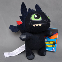 Free Shipping How To Train Your Dragon Toothless Plush toy doll Figure Great for gift