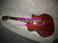 Wholesale -K24CE Koa Series Electric Acoustic guitar Wholesale Guitars High Quality Cheap