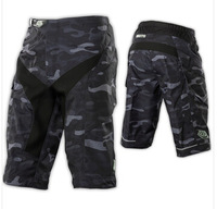 With Pad 2014 new Camouflage Troy lee designs TLD Moto Shorts Bicycle Cycling MTB BMX DOWNHILL Mountain biking Short Pants