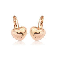 Elegant New Arrival Earrings Brinco 18K Gold Plated Two Colors Higha Quality #XAA82840