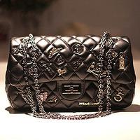 2015 new tide women handbag hot chain female bag women shoulder bags women messenger bags fashion vintage crossbody bags