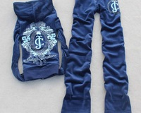 Free Shipping Women's Brand Velvet Tracksuits,Women Velours Suits,Sport Tracksuits,Hoodies & Pants SIZE S--XL jc