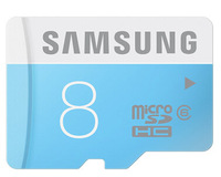 2014 New 100% Original Genuine Samsung C6  Micro SD card /TF 8gb micro sd Free Shipping micro sd card memory cards