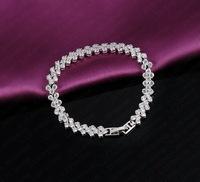 Factory Direct AAA zircon typical Roman fashion bracelet bracelet 0002