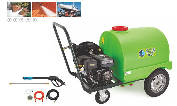 high pressure ceramic plunger washer washing machine gasoline powered large flow pressure water pump 3WZ-150L / 170L(China (Mainland))