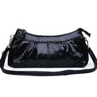 2014European style women clutch fashion design women handbag hot leather shoulder bag high-end snake pattern women messenger bag