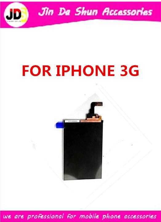 20pcs/lot for iPhone 3G LCD Screen Display free shipping(China (Mainland))