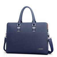 2015 luxury genuine leather bag men briefcase cowhide famous brand handbags shoulder bags business bolsos casual men laptop bag