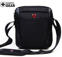 Free shipping 100% original swissgear messenger bag tablet PC bag small briefcase multifunctional shoulder Bag  SA9727