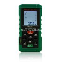 MASTECH MS6416 New 60M Laser Distance Meter / Electronic Ruler / Laser Ruler / Laser Line Measuring Instru