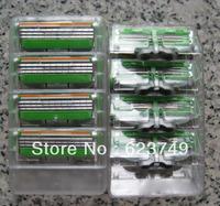Free Shipping high Quality Men's Brand Razor Blades M3 4S (4pcs/lot) Euro Version Best Quality