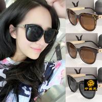Trendy brand  V brand sunglasses super weighty sunglasses for men and women 1133 UVA UVB resistance sunglasses