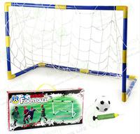 Medium Football Set, 91cm Long Goal & Football, FREE SHIPPING with Manual Air Pump