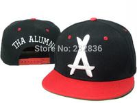 Brand Tha Alumni snapback cap bboy hip hop hat snap back hiphop hat NEW 2014 summer Sport Hats Letter Baseball Caps high quality