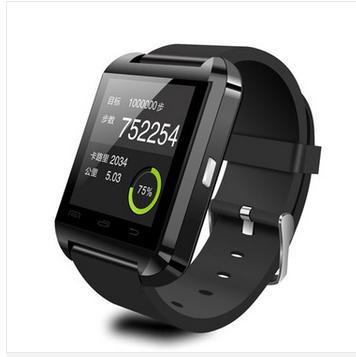 u8 u watch uwatch u-watch auxiliary Android smartphone phonecalls intelligence samrt mobile phone gps wifi bluetooth carmera(China (Mainland))
