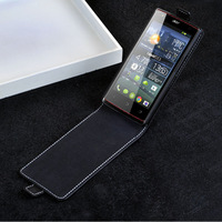 High Quality Original Genuine Leather Case Cover For Acer Liquid E3 Case Flip Cover for Acer liquid E3 e380 Phone Cover Case
