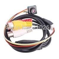 "700TVL 500MP 1 / 3"" HD Smallest Mini Camera Pinhole CCTV Camera CCD Hidden Covert Cam Home Security Camera Audio Surveillance"