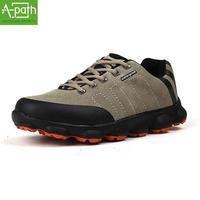 new 2014 Outdoor men waterproof four seasons hiking shoes trekking mountain walking men shoes for men sneakers shoe