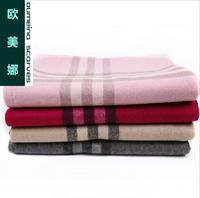 Oumeina High-grade scarf shawl pashmina  size 180cm X 71cm  check design printed  keep warm,winter best choice/gift  LJD-W22