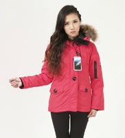 2013 new Winter  women's Goose Down Jacket,Long Warm 90% white duck down,