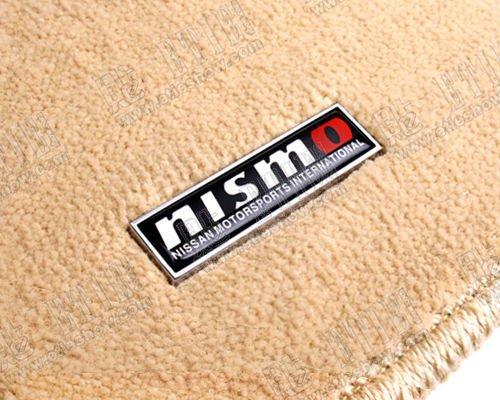 nismo Car carpet marks sticker car accessory\3d car logo sticker\Guaranteed 100%\Stereo feeling\customize\League\(China (Mainland))
