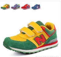 free shipping 2014 new Children's running shoes,boys and girls fashion Leisure sports shoes,kids sneakers