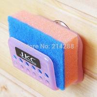 Free Shipping New 2014 Wash Clean Sponge Rack Hook