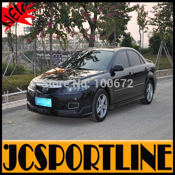 Бампер JC Sportline 2006/2008 PU Mazda6 бампер jc sportline pu infiniti