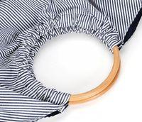 Free shipping Rattan handle 2pairs/lot quality bag handle Handmade Bag Accessory cane Handle.