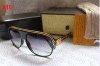 Z0105E Evidence Z0098E MILLIONAIRE sunglasses Fashion gradient Women's Men's Glasses free shipping With usual or  Original Box