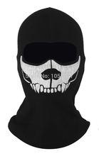 biker mask promotion