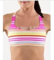 2014  Sale off Colorful Lulu Tops Brand Women's Casual Yoga Tanks  lulu shorts Sexy Lady Comfy Lulu  Gym Raceback Vest