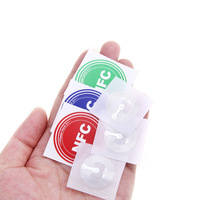 3pcs Smart NFC Tags & NFC Labels with Smart Chip for Samsung Galaxy S5 S4 Note III Nokia Lumia 920 Sony Xperia Nexus 5