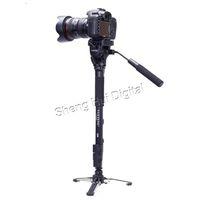 Free shipping New Yunteng 288 monopod+Unipod Holder,Professional Photography tripod,VCT-288,High quality