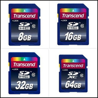 Hot full Class10 Real 8GB16GB32GB SDHC card 64GB SDXC card High Quality SD Card for Camera pass H2testw Memory Card FreeShipping