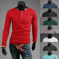 Free shipping! 2014 hot men's sweaters, long sleeve raglan sleeve slim sweater pullover sweater men's clothing T-shirts