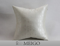 NEW!mei002,45*45 cm,American Geometric Luxury Cream color Embroidery Pillow Case Pillows Cushion Cover