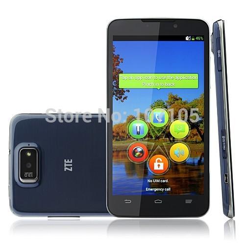 ZTE Grand Memo V9815 N5 cell phone 5.7 inch IPS Screen Quad Core 1.5GHz 16GB Rom WCDMA CDMA200 Evdo GSM 13.0MP Dual Camera(China (Mainland))