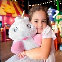 45CM Despicable ME Unicorn Very Big Movie Plush Toy 17.5 Inch Minions Stuffed & Plush Animals Stuffed Animals & Plush Plush Toys