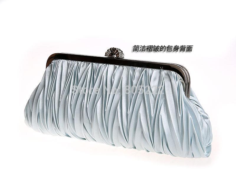2014 New Mulheres Ladies Satin Party Club Clutch Purse saco do casamento nupcial Evening Handbag Cadeia Wallet para Jiayu G3 G4 G3S G4S G5(China (Mainland))