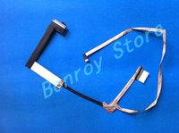 New Laptop Lcd Cable For HP dv6-7000 dv6-7002 dv6-7002tx  Pn:50.4ST19.021