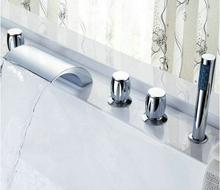 popular bath tap set