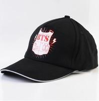 BTS bulletproof Cadet logo baseball cap hat version BTS bangtan boys