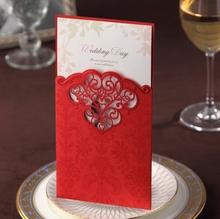 cheap wedding wish cards