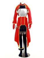 Cool Sword Art Online Sirika Cosplay Costume