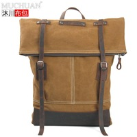 2014 frozen bag mochila free shopping muchuang canvas\leather and men's the tactical \school\duffel\travel backpack softback