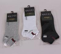 Men's Socks Low Cut Ankle Brand Logo Summer Sport Sock Cool Design Cotton Blends Quality OK Free Size For US size 7-11 Hot