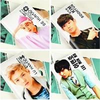 Lee MinHo wallet  Oh Se-hoon wallet  EXO-M  wallet  Kim Soo Hyun  wallet    Free shipping